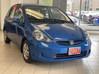 Used 2007 Honda Fit Hatchback LX at for sale in Burnaby, BC