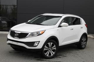 Used 2012 Kia Sportage 2.4L EX Luxury AWD at for sale in Langley, BC