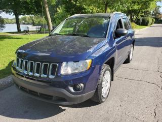 Used 2013 Jeep Compass Sport/North for sale in Roxboro, QC