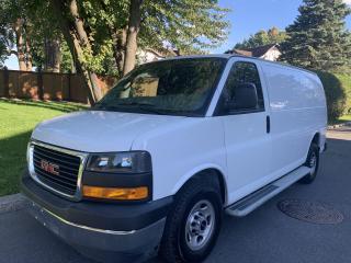 Used 2018 GMC Savana 2500 Work Van for sale in Roxboro, QC