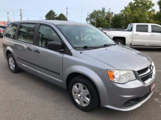 Used 2013 Dodge Grand Caravan SE  ** DUAL CLIMATE CONTROL, CRUISE ** for sale in St Catharines, ON