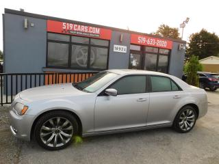 Used 2014 Chrysler 300 300S | Leather | Pano Roof | NAV | Backup Camera for sale in St. Thomas, ON