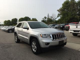 Used 2012 Jeep Grand Cherokee LAREDO. LEATHER-NAVI-SUNROOF-REAR CAMERA for sale in London, ON
