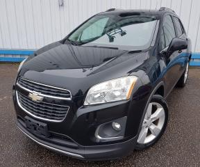 Used 2013 Chevrolet Trax LTZ *LEATHER-SUNROOF* for sale in Kitchener, ON