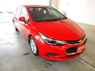 Used 2016 Chevrolet Cruze LT for sale in Owen Sound, ON