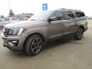 Used 2019 Ford Expedition Limited MAX for sale in Wetaskiwin, AB