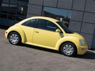 Used 2003 Volkswagen New Beetle GLS|MANUAL|WINTER RIMS AND TIRES for sale in Toronto, ON