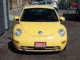 2003 Volkswagen New Beetle GLS MANUAL WINTER RIMS AND TIRES