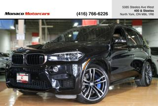 Used 2015 BMW X5 M - 567HP|NAVI|360CAM|INTELLIGENT PKG|EXECUTIVE PKG for sale in North York, ON