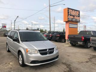 Used 2011 Dodge Grand Caravan SXT**ONLY 160KMS**TOUCH SCREEN**STOWNGO**CERT for sale in London, ON