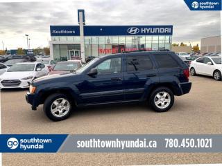 Used 2005 Jeep Grand Cherokee LAREDO/AWD/HEATED SEATS/CRUISE for sale in Edmonton, AB