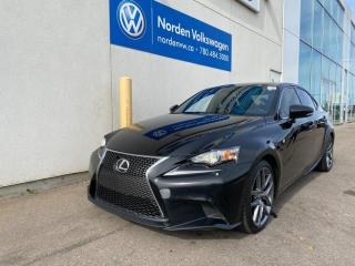 Used 2014 Lexus IS 350 F SPORT AWD - LOADED for sale in Edmonton, AB