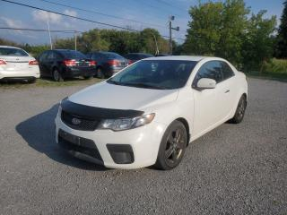 Used 2010 Kia Forte EX Koup for sale in Stouffville, ON