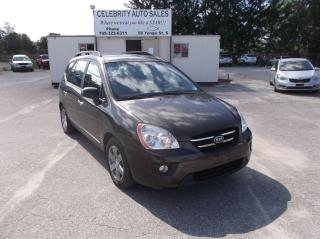 Used 2009 Kia Rondo EX for sale in Elmvale, ON