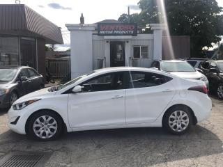 Used 2014 Hyundai Elantra GL for sale in Cambridge, ON