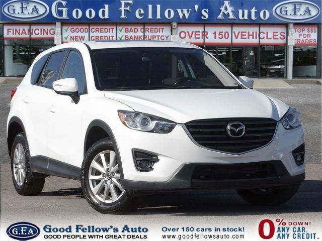 2016 Mazda CX-5 GS MODEL,AWD, POWER SUNROOF, NAVI, REARVIEW CAMERA