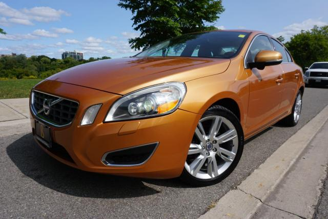 2011 Volvo S60 1 OWNER / RARE COLOUR COMBO / T6 AWD/ VOLVO SAFETY