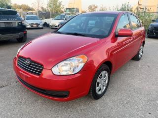 Used 2011 Hyundai Accent GL for sale in Brampton, ON