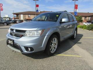 Used 2013 Dodge Journey Crew for sale in Timmins, ON