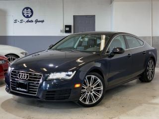 Used 2012 Audi A7 PRESTIGE|NAV|BACK UP|BSM|BOSE SOUND|20 INCH RIMS| for sale in Oakville, ON
