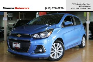 Used 2017 Chevrolet Spark 1LT - BACKUP CAMERA|ALLOY WHEELS|BLUETOOTH for sale in North York, ON