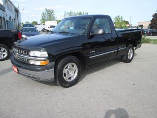 Used 2000 Chevrolet Silverado 1500 LS for sale in Hamilton, ON