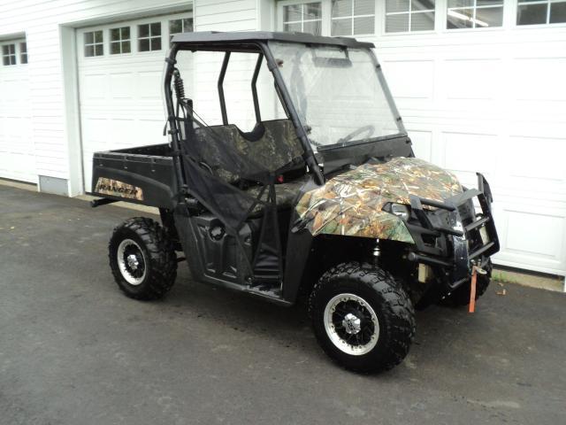 2012 Polaris Ranger 500 CAMO