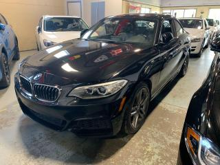 Used 2016 BMW 228i xDrive M228i xDrive/M-Pkg/Nav/SunRoof/RCam for sale in North York, ON