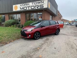 Used 2017 Toyota Yaris XLE/WinterTires+Rims/NAV/1Owner/NoAccident for sale in North York, ON