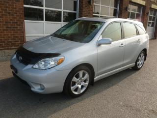 Used 2007 Toyota Matrix XR for sale in Weston, ON