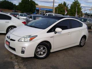 Used 2010 Toyota Prius HYBRID,SUNROOF,BLUETOOTH,BACKUP CAMERA,CERTIFIED for sale in Kitchener, ON