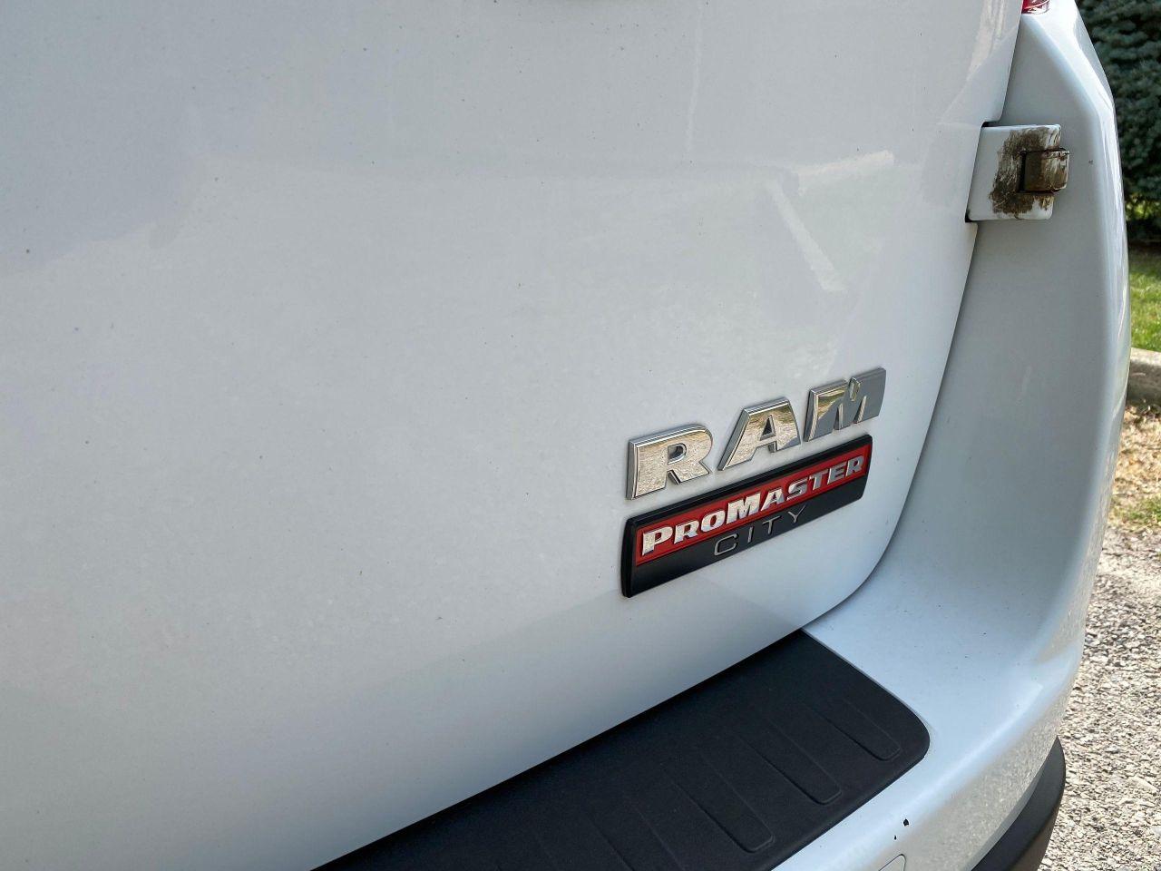 2016 RAM ProMaster