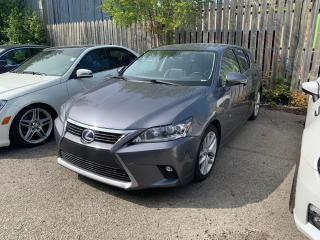 Used 2015 Lexus CT 200h PREMIUM PACKAGE for sale in North York, ON