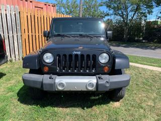 Used 2012 Jeep Wrangler Sahara for sale in North York, ON