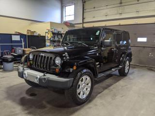 Used 2012 Jeep Wrangler SAHARA-AUTO-Remote Start-MAX TOW -Heated Seat for sale in North York, ON