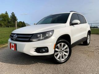 Used 2016 Volkswagen Tiguan Trendline for sale in Guelph, ON