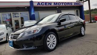 Used 2014 Honda Accord ONE OWNER, NO ACCIDENTS, ONLY 55,000 KM for sale in Hamilton, ON