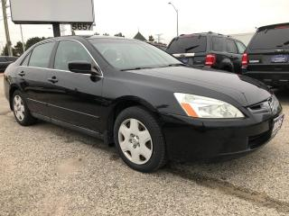 Used 2005 Honda Accord LX V6 for sale in Woodbridge, ON