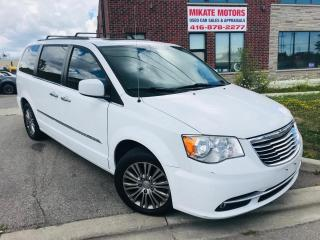 Used 2014 Chrysler Town & Country TOURING for sale in Rexdale, ON