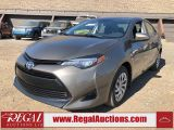 Photo of Grey 2017 Toyota Corolla