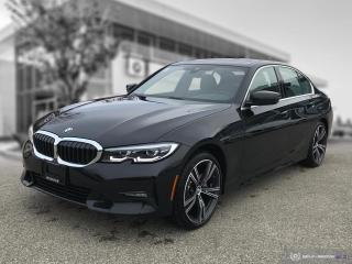 New 2020 BMW 3 Series 330i xDrive PREMIUM PACKAGE ESSENTIAL for sale in Winnipeg, MB