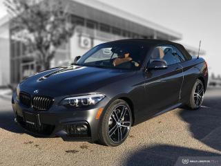 New 2021 BMW 2 Series 230i xDrive PREMIUM PACKAGE ENHANCED for sale in Winnipeg, MB