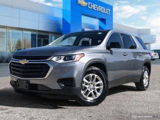 Used 2019 Chevrolet Traverse LS FLASH SALE / CALL FOR MORE DETAILS... for sale in Winnipeg, MB