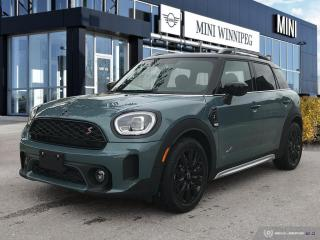 New 2021 MINI Cooper Countryman Cooper S Let US Go The Extra Mile for sale in Winnipeg, MB