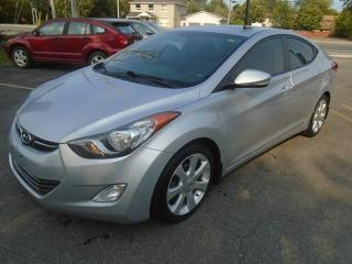 Used 2013 Hyundai Elantra Limited for sale in Ottawa, ON
