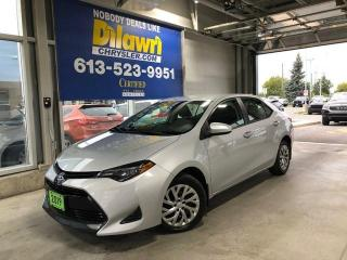 Used 2019 Toyota Corolla LE | Lane Keep Assist **Free Winter Mats** for sale in Nepean, ON