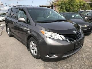 Used 2011 Toyota Sienna LE for sale in Gloucester, ON