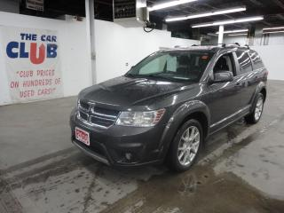 Used 2016 Dodge Journey 4dr Limited 7 Passenger Sunroof & Dvd for sale in Ottawa, ON