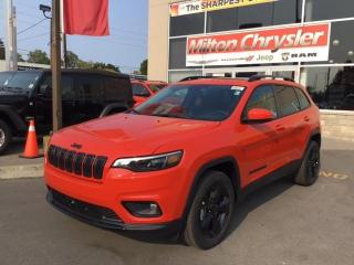 New 2021 Jeep Cherokee ATITUDE 4X4 / TOW PKG / ROOF / SAFETY GRP for sale in Milton, ON
