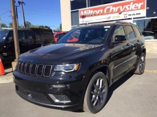 New 2020 Jeep Grand Cherokee LIMITED X 4X4 / PANO ROOF / ALPINE / TOW PKG. for sale in Milton, ON
